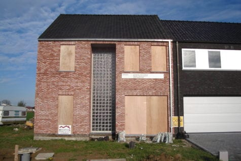 Dak Nieuwbouw Sint-niklaas