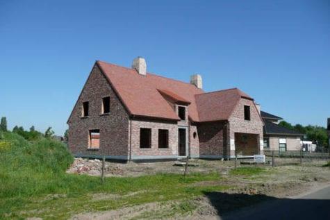 Dakpannen Sint-niklaas Villa
